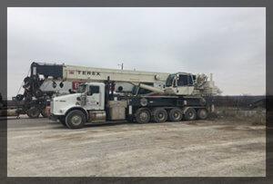 American Crane brokering service