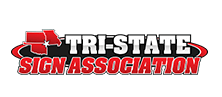 Tri-State Sign Associaion logo